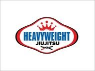 Heavyweight Jiujitsu Logo - Entry #304