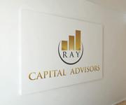Ray Capital Advisors Logo - Entry #735