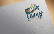 Living Room Travels Logo - Entry #83