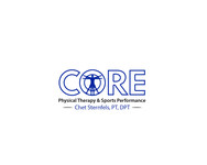 Core Physical Therapy and Sports Performance Logo - Entry #219