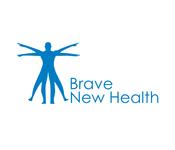 Brave New Health Logo - Entry #55