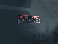 Drifter Chic Boutique Logo - Entry #324