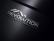 Revolution Roofing Logo - Entry #276
