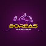 Siberian Husky Logo - Entry #156