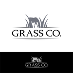 Grass Co. Logo - Entry #25