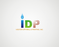 IVESTER DRYWALL & PAINTING, INC. Logo - Entry #125