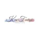 Kara Fendryk Makeup Artistry Logo - Entry #27