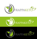 Frappaketo or frappaKeto or frappaketo uppercase or lowercase variations Logo - Entry #5