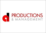 Corporate Logo Design 'AD Productions & Management' - Entry #68