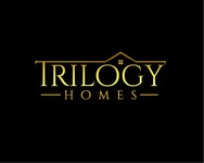 TRILOGY HOMES Logo - Entry #132