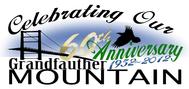 60th Anniversary of Mile High Swinging Bridge Logo - Entry #2