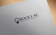 Rock's AC and Electrical Services, L.L.C. Logo - Entry #26