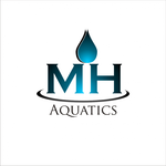 MH Aquatics Logo - Entry #162