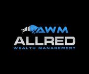 ALLRED WEALTH MANAGEMENT Logo - Entry #734