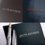 Jacts Express Trucking Logo - Entry #156