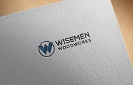 Wisemen Woodworks Logo - Entry #190