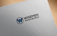 Wisemen Woodworks Logo - Entry #190