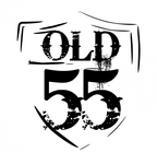 """""""OLD 55"""" - mid-century vintage furniture and wares store Logo - Entry #193"""