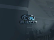Omega Sports and Entertainment Management (OSEM) Logo - Entry #72