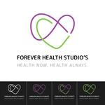 Forever Health Studio's Logo - Entry #98