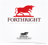 Forthright Real Estate Investments Logo - Entry #45
