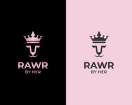 Rawr by Her Logo - Entry #205