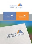 Pension Financial Group Logo - Entry #105