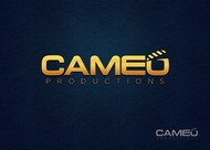 CAMEO PRODUCTIONS Logo - Entry #145