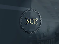 Sarah C. Photography Logo - Entry #14
