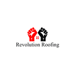Revolution Roofing Logo - Entry #335
