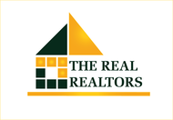 The Real Realtors Logo - Entry #69