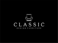 classic design furniture Logo - Entry #73