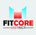 FitCore District Logo - Entry #36