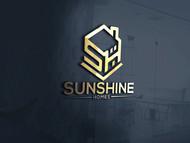 Sunshine Homes Logo - Entry #239