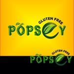 gluten free popsey  Logo - Entry #53