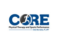 Core Physical Therapy and Sports Performance Logo - Entry #109