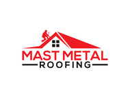 Mast Metal Roofing Logo - Entry #231
