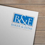 Baker & Eitas Financial Services Logo - Entry #180