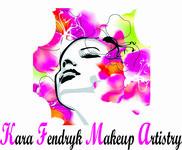 Kara Fendryk Makeup Artistry Logo - Entry #174