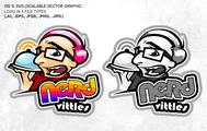 Nerd Vittles Logo - Entry #69