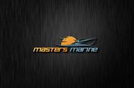 Masters Marine Logo - Entry #304
