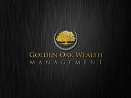 Golden Oak Wealth Management Logo - Entry #32