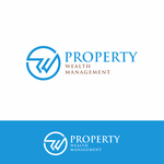 Property Wealth Management Logo - Entry #174