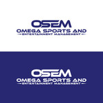 Omega Sports and Entertainment Management (OSEM) Logo - Entry #111