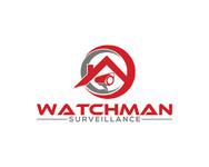 Watchman Surveillance Logo - Entry #315