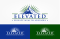 Elevated Private Wealth Advisors Logo - Entry #4