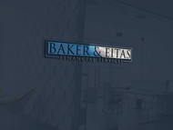 Baker & Eitas Financial Services Logo - Entry #233