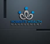 Roberts Wealth Management Logo - Entry #259