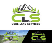 CLS Core Land Services Logo - Entry #186