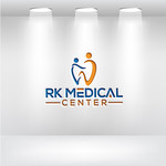 RK medical center Logo - Entry #48